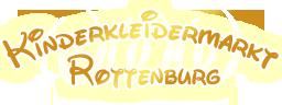 Kinderkleidermarkt Rottenburg